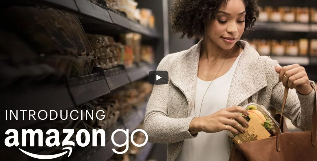 Amazon Go – Changing The Face of Retail